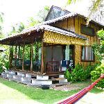 House 2 beachfront