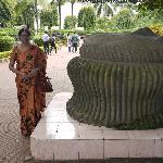 Piece of Ashoka Pillar