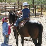 Children's riding program