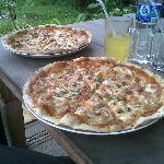 chicken gorgonzolla Pizza