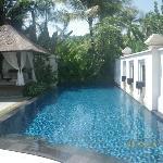 The Laguna,Nusa Dua - villa -swimming pool