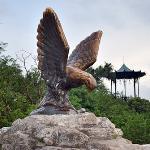 The Eagle Mounument