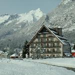 Hotel Mangart Bovec in Winter