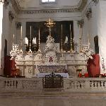 Chiesa di Sant'Irene-Altare centrale
