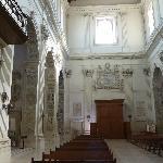 Chiesa di Sant'Irene- interno
