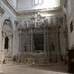 Chiesa di Sant'Irene-Altare degli Angeli Custodi