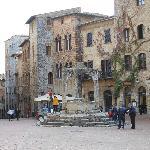 piazza e hotel