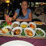 Indonesische Reistafel