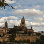 Excursion to Segovia and Avila