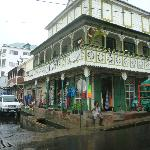 The Coffee Shop in Soufriere