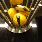 rotten fruit for breakfast!