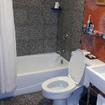 Superclean and comfortable bathrooms