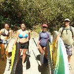 SUP 101  on the Russian River