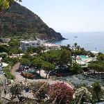 Panorama dall'Hotel San Giorgio