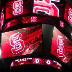 Beautiful scoreboard