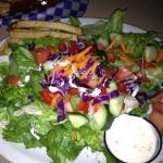 big salad -nice crisp