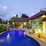 Sunshine Guest House Phuket Thailand Foto