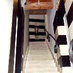 Staircase from Ground floor to Top (second) floor