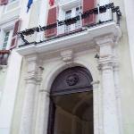 Palazzo Vice Reggio entrance
