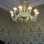 Another amazing room and chandelier