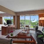 Our Premier Suite offers a Falls View