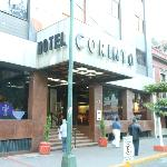Front of hotel OCT2012