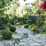 Labyrinthgarten Kränzel Foto