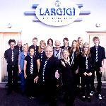 Staff at Largigi's