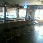 The nice nautical bar
