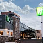 The Holiday Inn Express Sault Ste Marie