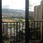 view from lanai. we love it here!