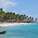 Plage du Club Med Punta Cana