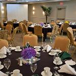 Palm I banquet room 2610 Sq. Feet