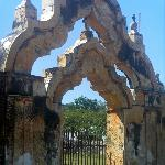 Double moorish Arch