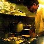 Chef Richard At Work