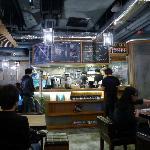 Western Style Restaurant in Mongkok