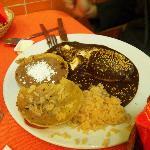 comida en portales, Tlaxcala