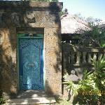 The Royal Beach Seminyak Bali - villa102 entrance