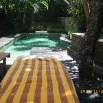 The Royal Beach Seminyak Bali - villa102 private pool
