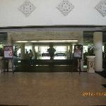 The Royal Beach Seminyak Bali - reception