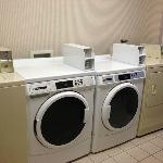 Laundry facilities (VERY HELPFUL!)