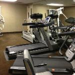 Fitness room (basic but good)
