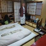 6 tatami mat room
