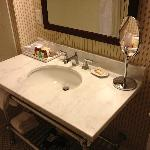 Nice bath room!