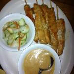 Chicken Satay-Delish!