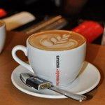 just an aurdinary cappuccino