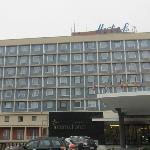 BW Brno facade