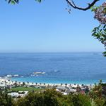 Fabulous views of Camps Bay Beach from the entire property ...