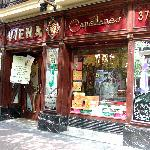 Cafe Viena.
