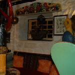 Colourful pub interior in Chapel St